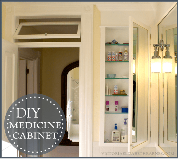 DIY-medicine-cabinet…-we-designed-and-built-a-mirrored-storage-cabinet-for-our-old-house-bathroom-remodel.
