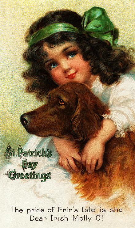 Vintage St. Patrick 22