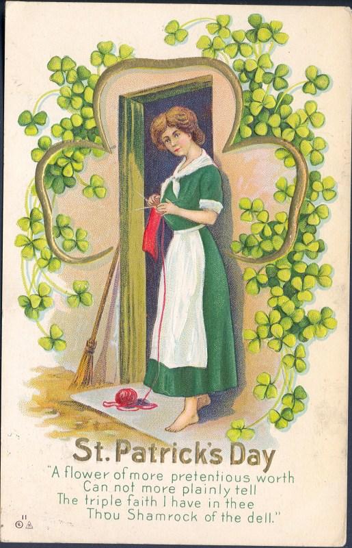Vintage St. Patrick 3