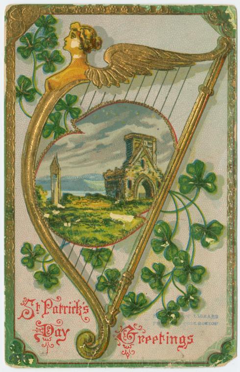 Vintage St. Patrick 30