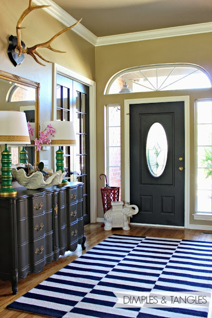 100+ Beautiful Mudrooms and Entryways at Remodelaholic.com