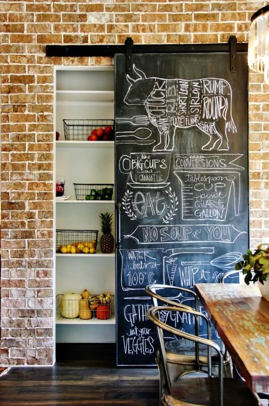 sliding-door-chalkboard