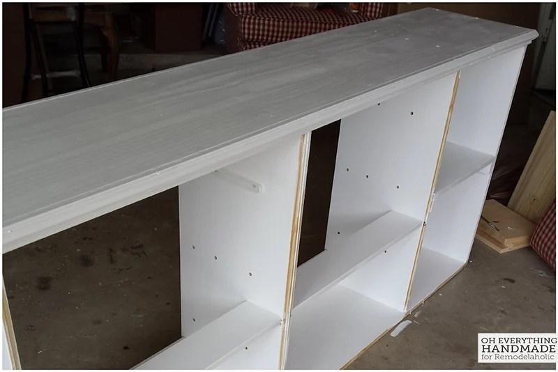 IKEA RAST Hack 101- Paining the dresser