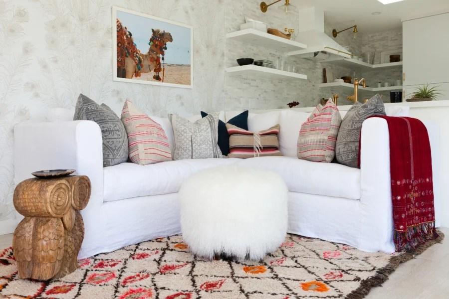 Remodelaholic | Inspiration File: Wild & Modern Southwestern ... on southwest decorating rugs, southwest decorating family room, southwest decorating ceilings, southwest home bedrooms, southwest style bedrooms,