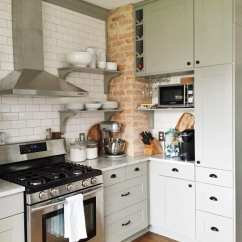 Lowes Kitchen Sink Cabinet Granite Table Remodelaholic | Whitney's Beautiful Diy (with Ikea ...