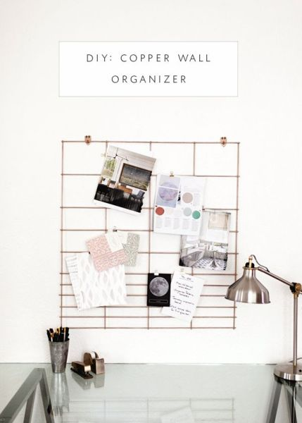 Remodelaholic 24 awesome diy wall organization stations solutioingenieria Image collections