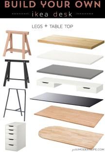 Build Your Own Ikea Desk!