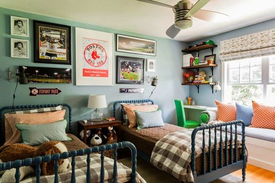 Shared boys room inspiration