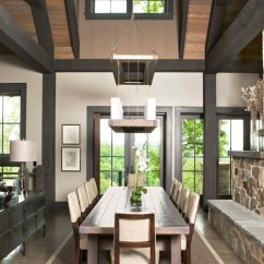 Living Room Paint Colors With Oak Trim Wall Decor Tv Dining Dark Wood The Stained Stays Remodelaholic Choosing That Work For