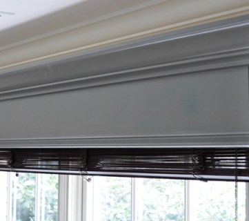 How to Build and Hang a Window Cornice