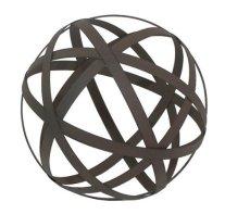 metal decor orb