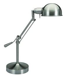 vintage pharmacy style lamp