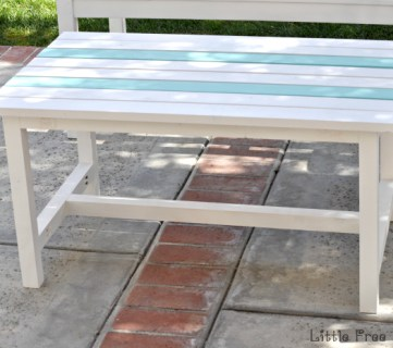 18+ Easy Table Building Plans