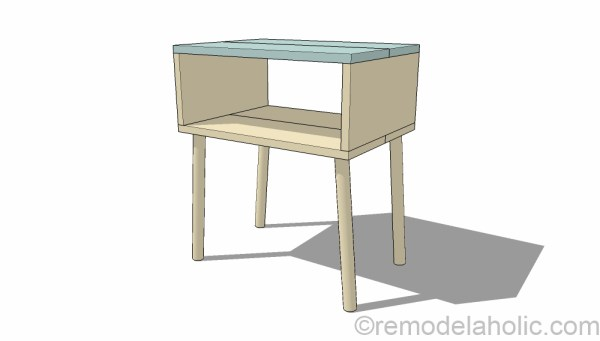 modern side tables (2 of 2)