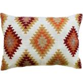 Southwestern Diamonds Decorative Pillow