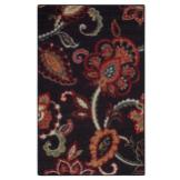Exploded Floral Area Rug  // buy it here