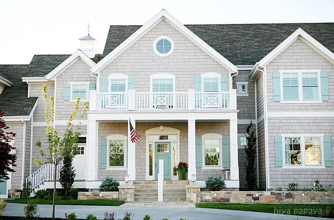 remodelaholic exterior paint colors that add curb appeal on benjamin moore exterior paint colors id=20749