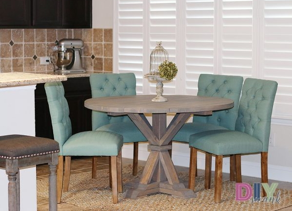 Friday Favorites Scalloped Centerpiece Outdoor Bench