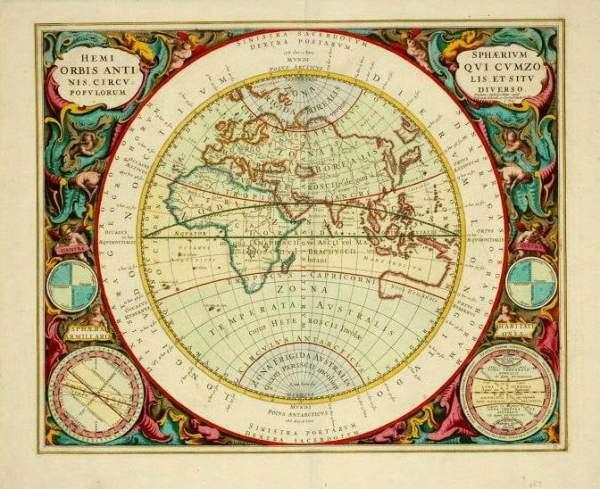 Vintage Maps 16