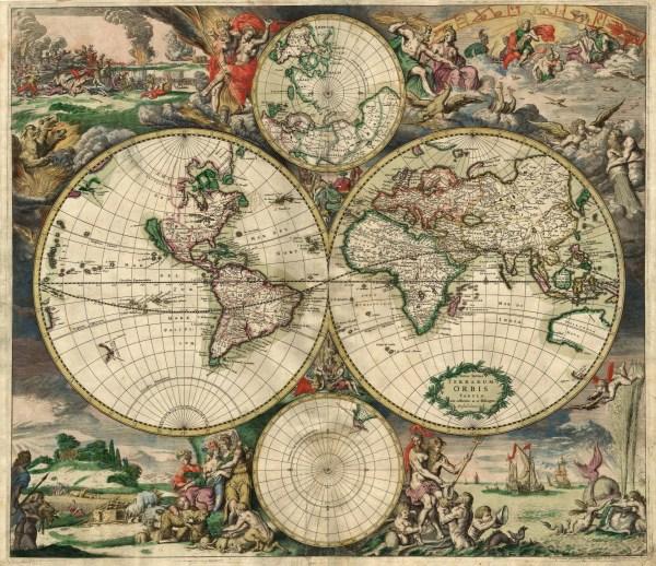 Vintage Maps 21
