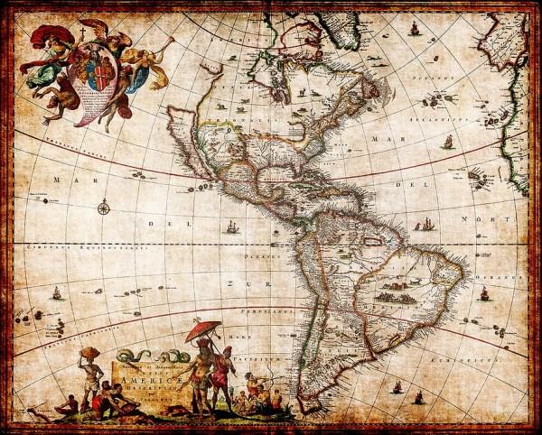Vintage Maps 23
