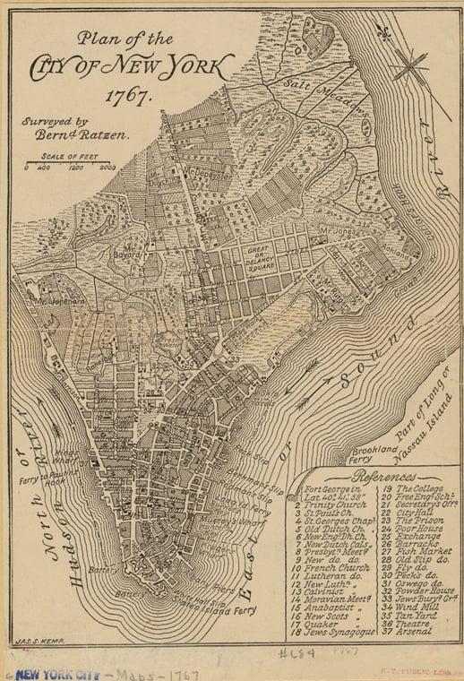Vintage Maps 37
