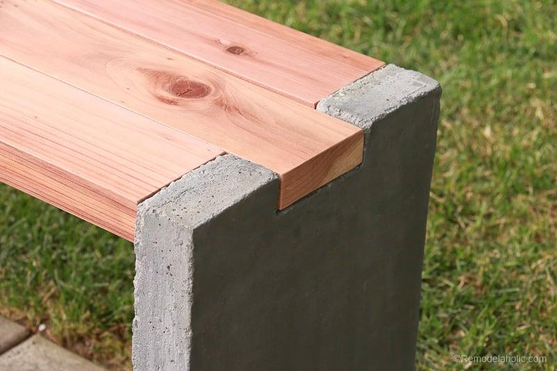 diy-modern-concrete-and-redwood-bench-remodelaholic-8423