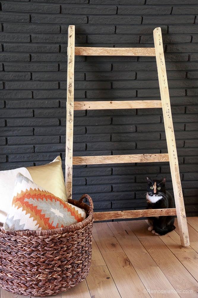 free-pallet-blanket-ladder-diy-tutorial-also-great-for-storing-shoes-remodelaholic-9157