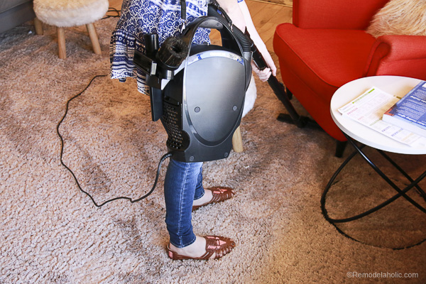 How to keep your house cvlean with Oreck Elevate vacuum @remodelaholic (5 of 7)