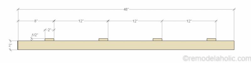 rustic-pallet-wood-blanket-ladder-side-view-6