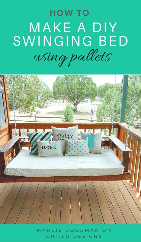 Remodelaholic 15 Awesome Pallet Furniture Ideas