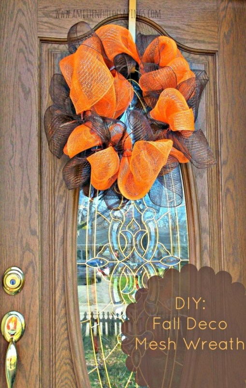15 DIY Fall Wreaths A Worthey Read Remodelaholic