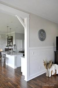Remodelaholic | How To: DIY Craftsman Door Casing and Easy ...