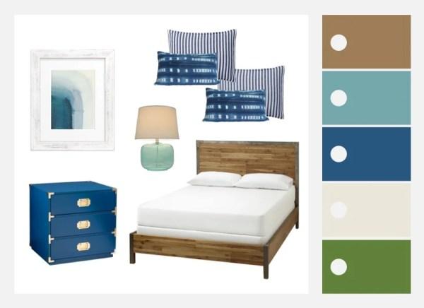 Modern Coastal Bedroom Inspiration and Tips