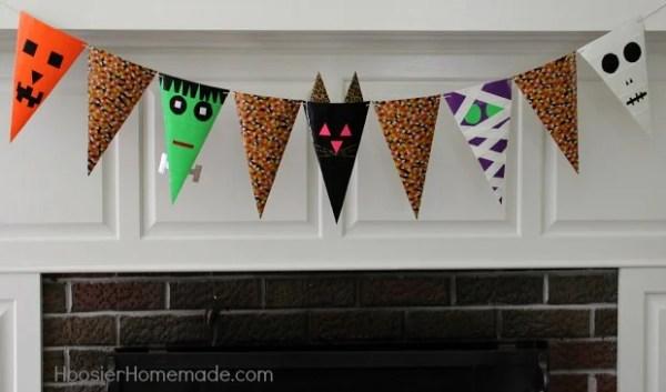 Halloween Banner Hoosier Homemade