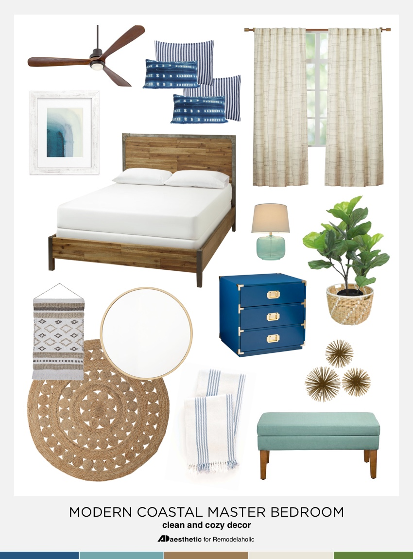 beach themed living room decor coastal rooms uk remodelaholic | modern bedroom tips ...