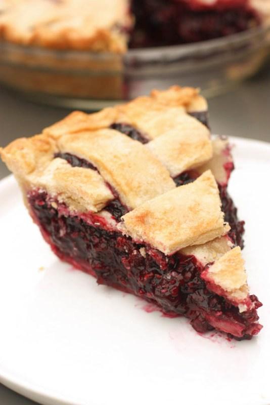 Triple Berry Pie Tastes Better From Scratch