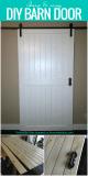 Remodelaholic Cheap Easy Diy Barn Door