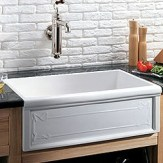 Farmhouse Sink Herbeau Fireclay