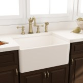 Farmhouse Sink Nantucket Fireclay