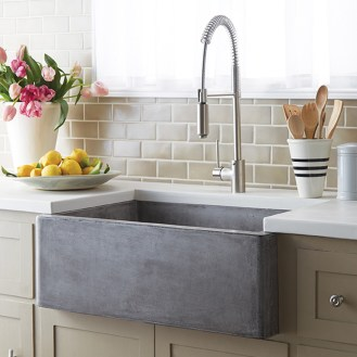 Farmhouse Sink Native Trails Stone