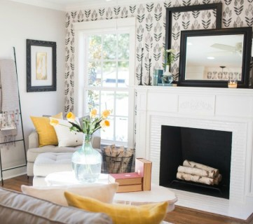 Feat Magnolia Market Chicken House Living Room