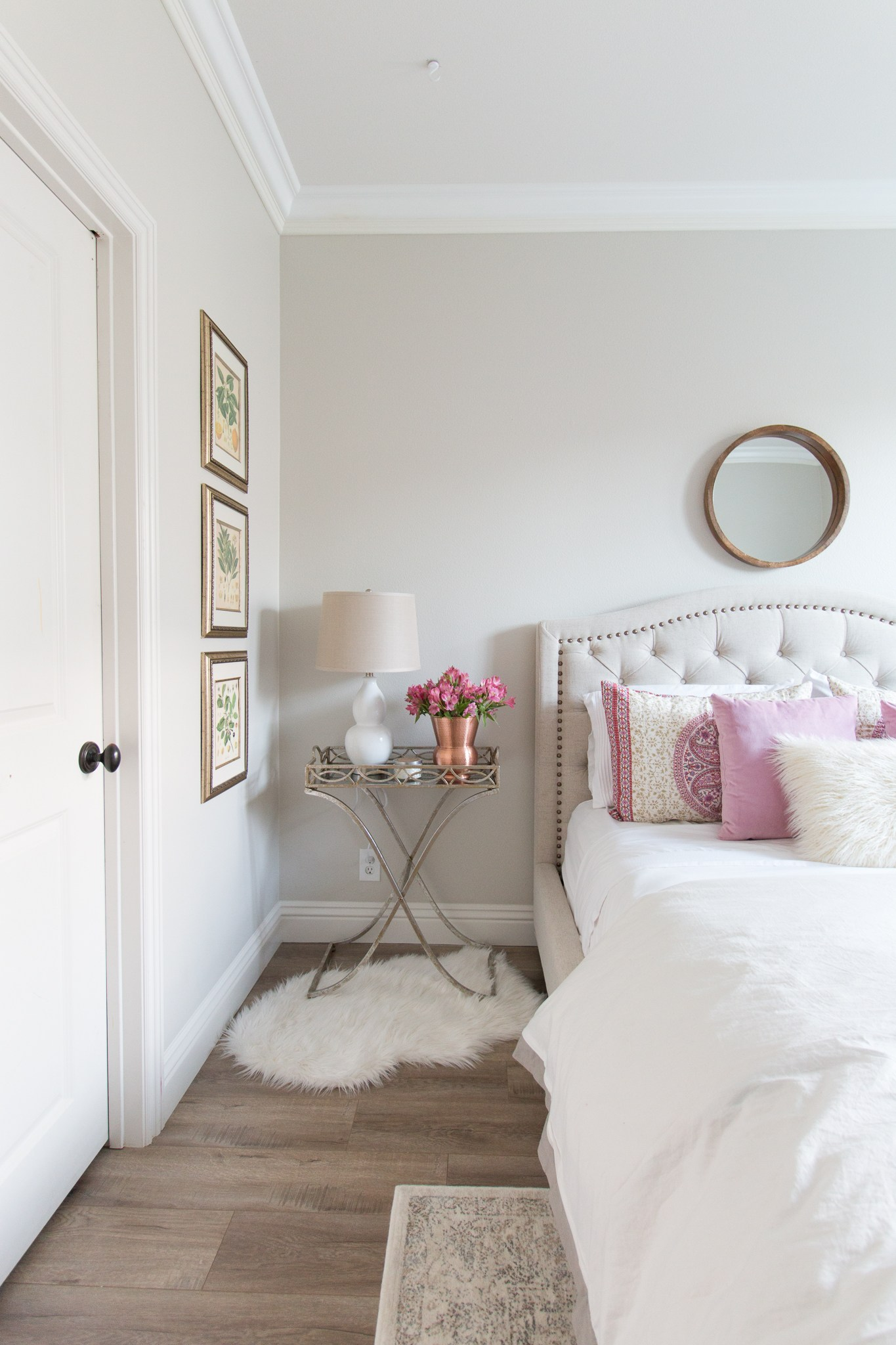 Peachy Remodelaholic Color Spotlight Benjamin Moore Pale Oak Interior Design Ideas Inamawefileorg