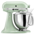 Mint And Copper Kitchen Mixer