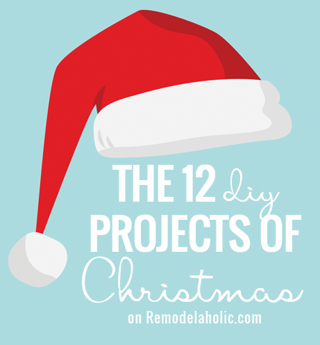 12 Projects Of Christmas 2016