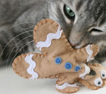 Feature Image 12 Diy Christmas Gifts For Pets Remodelaholic