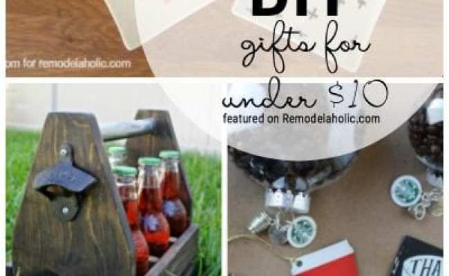 Remodelaholic Fantastic Diy Gifts For Under 10