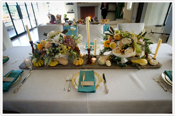 Pretty Thanksgiving Table Camille Styles