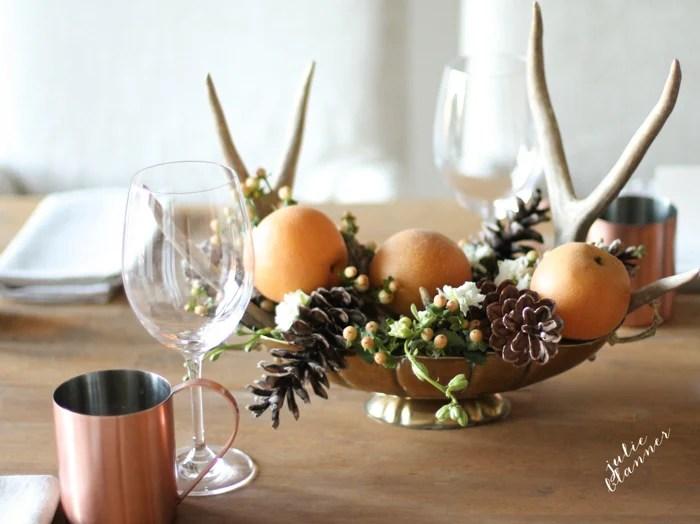 Remodelaholic 25 Stylish Thanksgiving Table Setting Ideas