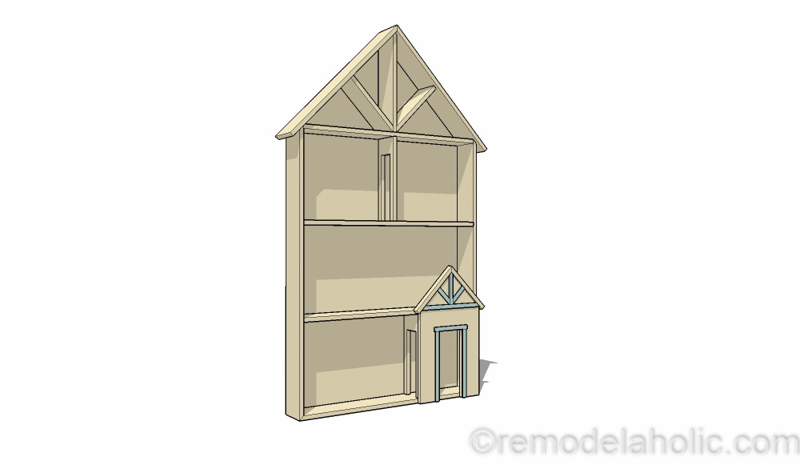 Dollhouse Project Plans 39